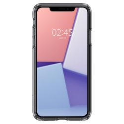 Púzdro Spigen Liquid Crystal iPhone 11 priesvitné