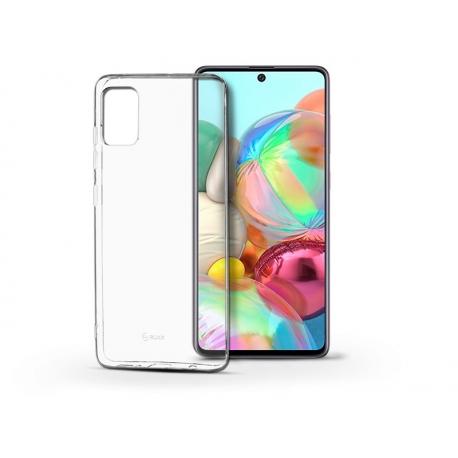 Puzdro Roar Samsung Galaxy A71 Transparentná