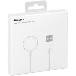 Nabíjací kábel Apple magnetický pre Apple Watch, 1m (MU9G2ZM/A) biely