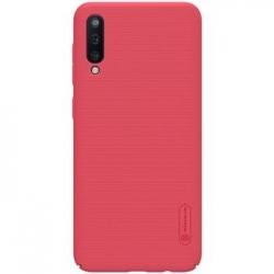 Nillkin Super Frosted Zadní Kryt pro Samsung Galaxy A50/A30s Red