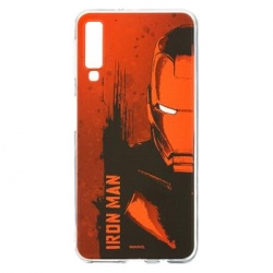 MARVEL Iron Man 004 Zadní Kryt pro Samsung A505 Galaxy A50/A30s Red