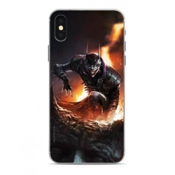 Batman Who Laughs Zadní Kryt 001 Black pro Samsung Galaxy A50 A505/A30s