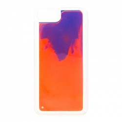 Tactical TPU Neon Glowing Kryt pro Samsung Galaxy A50/A30s Red (EU Blister)