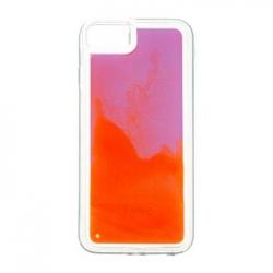 Tactical TPU Neon Glowing Kryt pro Samsung Galaxy A50/A30s Orange (EU Blister)