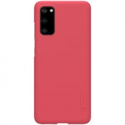 Nillkin Super Frosted Zadní Kryt pro Samsung Galaxy S20 Red