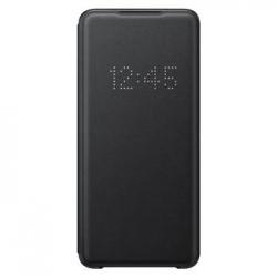 EF-NG988PBE Samsung LED S-View Pouzdro pro Galaxy S20 Ultra Black (EU Blister)
