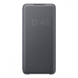 EF-NG988PJE Samsung LED S-View Pouzdro pro Galaxy S20 Ultra Gray (EU Blister)