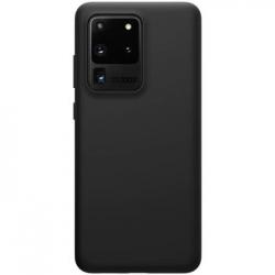 Nillkin Flex Pure Liquid Silikonový Kryt pro Samsung Galaxy S20 Ultra Black