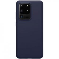 Nillkin Flex Pure Liquid Silikonový Kryt pro Samsung Galaxy S20 Ultra Blue