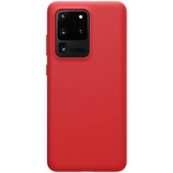 Nillkin Flex Pure Liquid Silikonový Kryt pro Samsung Galaxy S20 Ultra Red