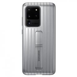 EF-RG988CSE Samsung Standing Kryt pro Galaxy S20 Ultra Silver (EU Blister)