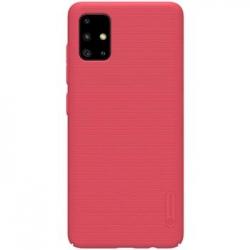 Nillkin Super Frosted Zadní Kryt pro Samsung Galaxy A51 Red