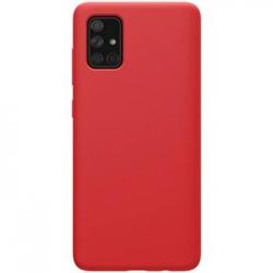Nillkin Flex Pure Liquid Silikonový Kryt pro Samsung Galaxy A51 Red