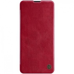 Nillkin Qin Book Pouzdro pro Samsung Galaxy A71 Red