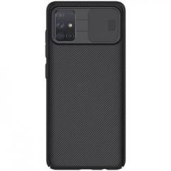 Nillkin CamShield Zadní Kryt pro Samsung Galaxy A71 Black