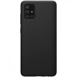 Nillkin Flex Pure Liquid Silikonový Kryt pro Samsung Galaxy A71 Black