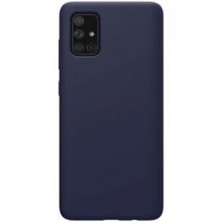 Nillkin Flex Pure Liquid Silikonový Kryt pro Samsung Galaxy A71 Blue