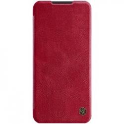 Nillkin Qin Book Pouzdro pro Xiaomi Redmi Note 8T Red