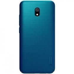 Nillkin Super Frosted Zadní Kryt pro Xiaomi Redmi 8A Blue