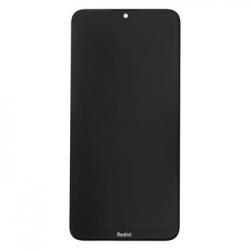 LCD Display + Dotyková Deska + Přední Kryt pro Xiaomi Redmi 8A Black