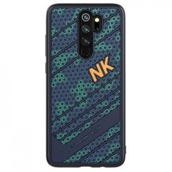 Nillkin Striker Zadní Kryt pro Xiaomi Redmi Note 8 Pro Blue