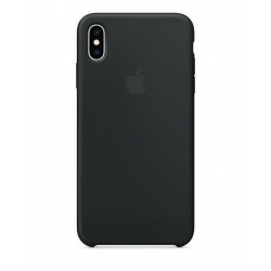 Apple iPhone XS Max Silicone Case Black - MRWE2ZM/A