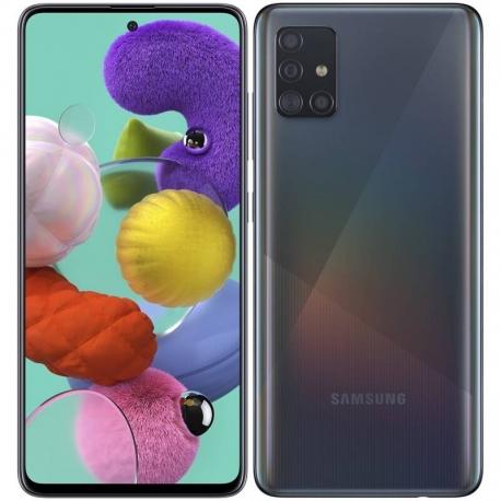 Samsung Galaxy A51 128GB/4GB Dual Sim Black