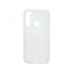 Priehľadné silikónové púzdro pre Xiami Redmi  Note  8T