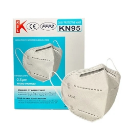 KSL  - FFP2 / KN95 - Ochranná maska na tvár (10ks)