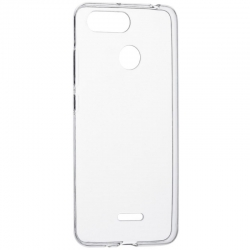 Tactical TPU Kryt Transparent pro Xiaomi Redmi 6 (EU Blister)