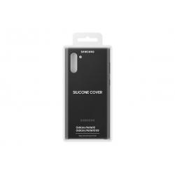 Samsung Silicon Cover na Galaxy Note10 (EF-PN970TBEGWW) čierny