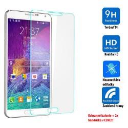Samsung Galaxy  A3 / A300 - Ochranné temperované Sklo