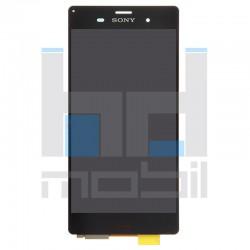 LCD Display + Dotyková Deska Black Sony D6603 Xperia Z3