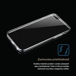 Apple iPhone 6 PLUS / 6S PLUS - Tenké silikónové  púzdro