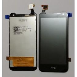 LCD Display + Dotyková Deska Black HTC Desire 310
