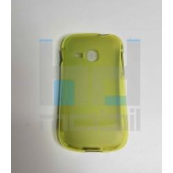 Samsung Galaxy mini 2 - Silikónové púzdro