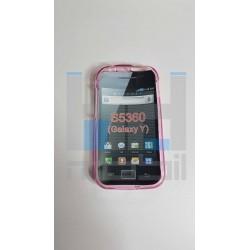Samsung Galaxy Y - S5360 - Silikónové púzdro