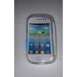 Samsung S6810 Galaxy Fame - Silikónové púzdro