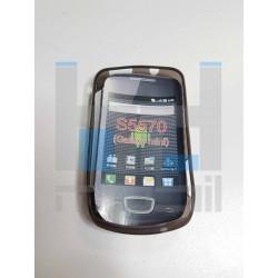 Samsung S5570 - Galaxy Mini - Silikónové púzdro