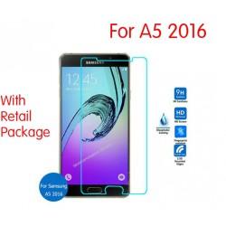 Samsung Galaxy - A5 2016 - Ochranné sklo