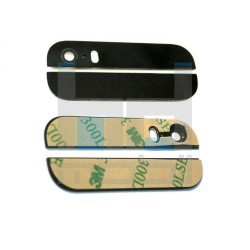 Apple iPhone 5S - Zadné sklenené lišty