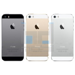 Apple IPhone 5S - Kompletný zadný kryt