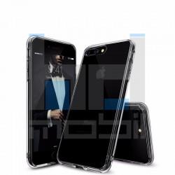 Apple iPhone 7 PLUS-Tenké silikónové púzdro (Priehľadné)