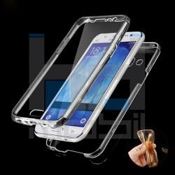 Samsung Galaxy J3 2016 - Celotelové silikónové púzdro