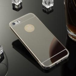 Apple iPhone 5/5S/SE - Zrkadlové púzdro