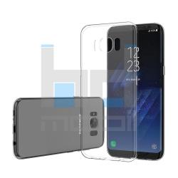 Samsung Galaxy S8 - Tenké Silikónové púzdro