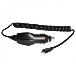 Autonabíjačka Fontastic s konektorom Lightning pre prístroje Apple, výstup 1A, čierna, blister