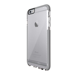 Zadný ochranný kryt Tech21 Evo Mesh pre Apple iPhone 6 Plus/6S Plus, šedočirý