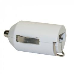 Autonabíjačka Fontastic NANO CC121 s USB konektorom, výstup 2,1 A, biela, box