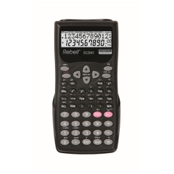 Vedecká kalkulačka Rebell SC2040, 240 funkcií